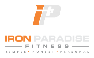 Iron Paradise Fitness Logo