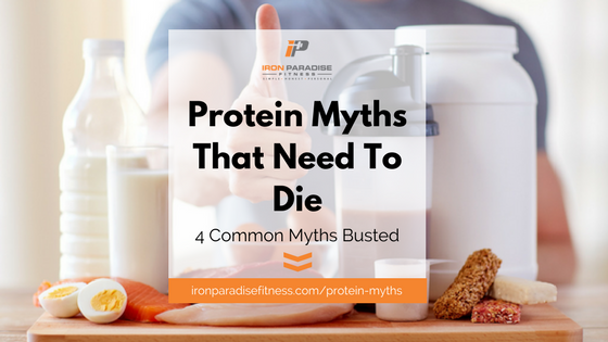 Protein Myths Blog Pic