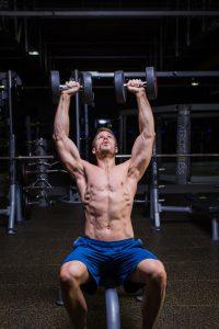 Online Coaching Simon Mitchell Iron Paradise Fitness