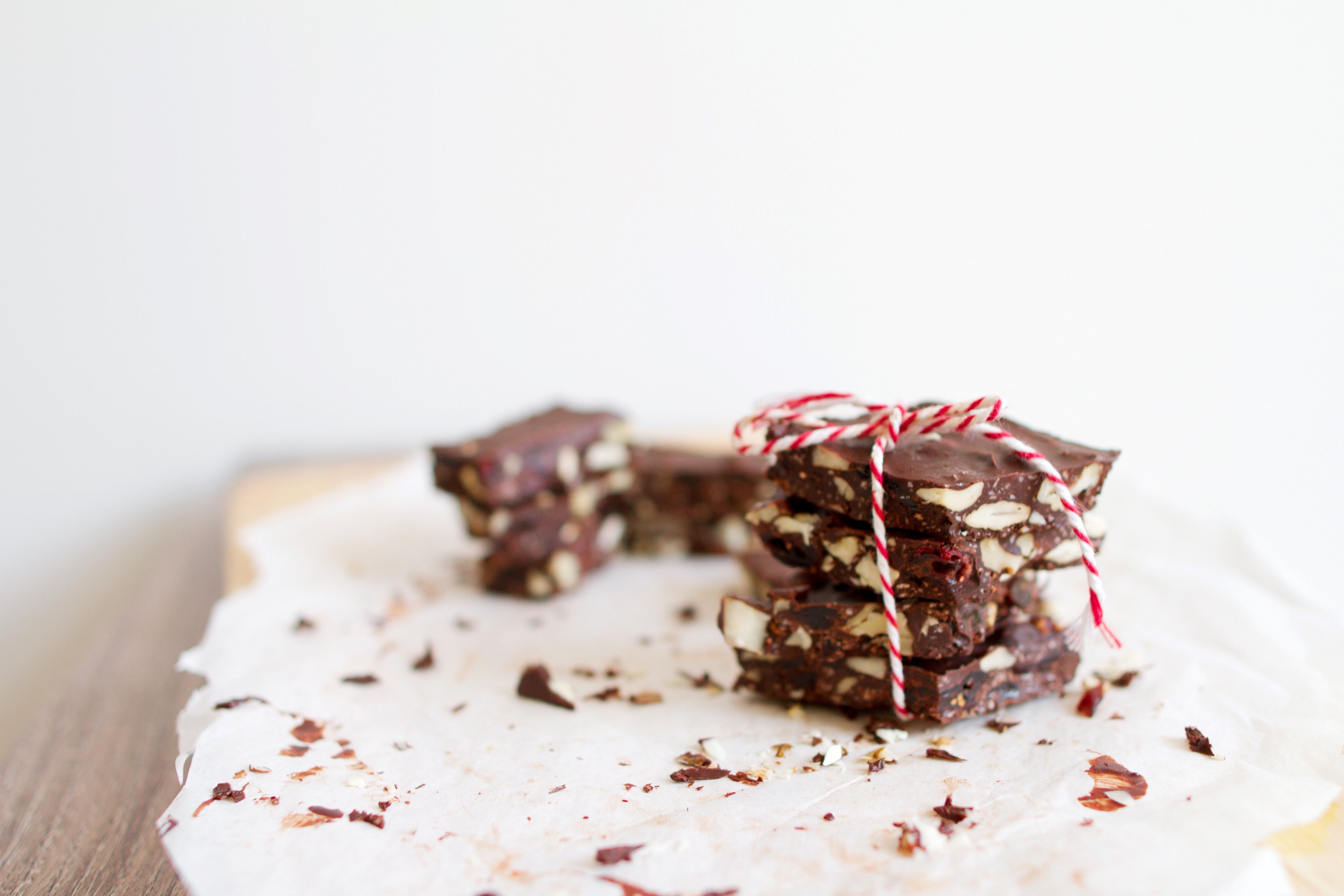 Cherry and Almond Chocolate by Iron Paradise Fitness