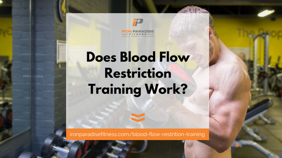blood flow restriction article