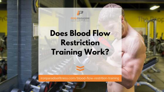 blood flow restriction article