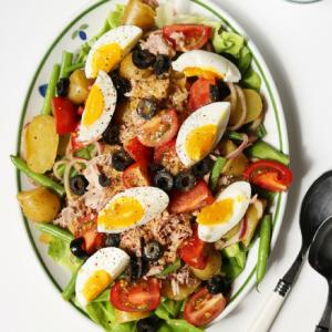 Healthy Salad Recipes Meal Prep Sunday Blog Pics: Iron Paradise Fitness