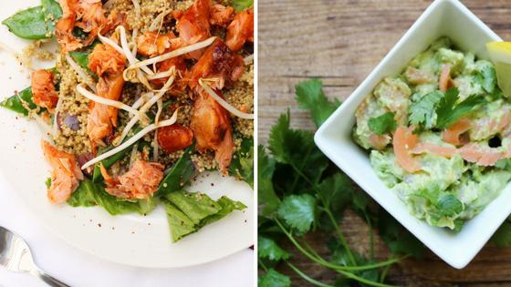 Salmon Recipes meal prep sunday 18
