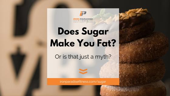 Does Sugar Make You Fat- Blog Pic