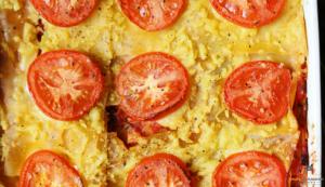 italian recipes vegetarian lasagne