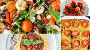 Italian Recipes meal prep sunday