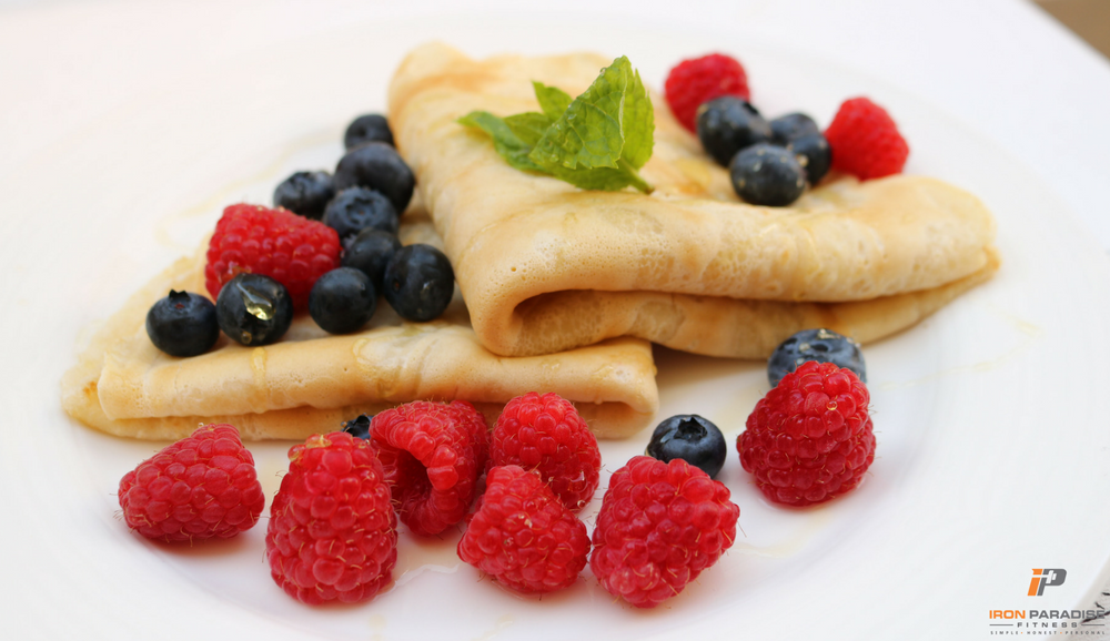 breakfast recipes protein crepes