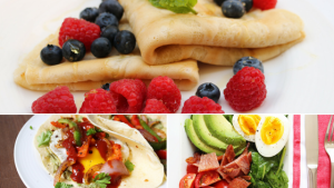 Breakfast recipes meal prep sunday 25