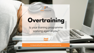 Overtraining Blog Cover Pic