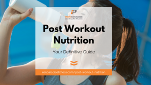 Post workout nutrition Blog Cover Pic