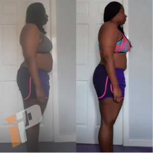 Is A Calorie Deficit All That Matters? Iron Paradise Fitness Erika McRae Body Transformation