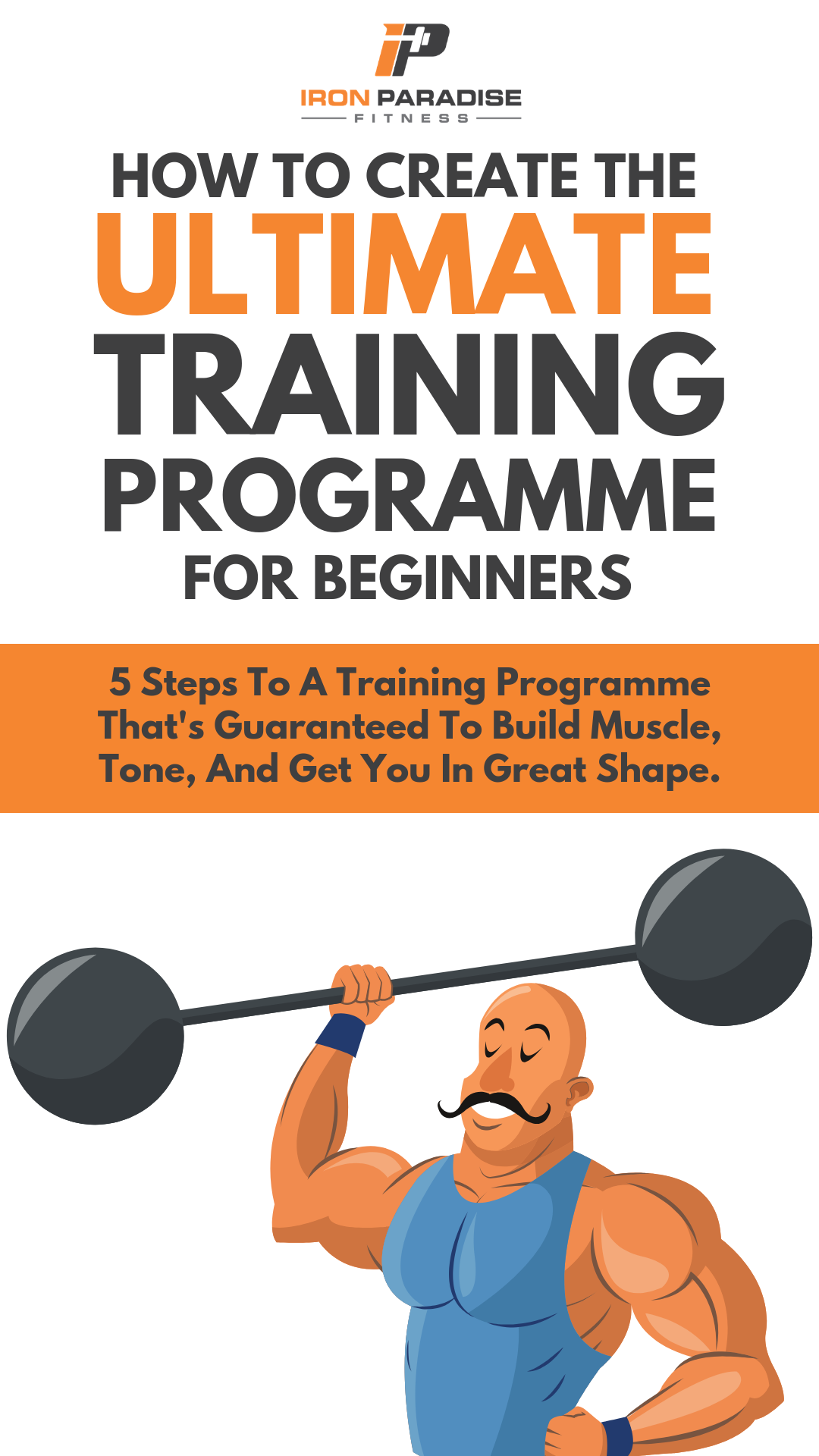 Ultimate Beginner's Training Guide