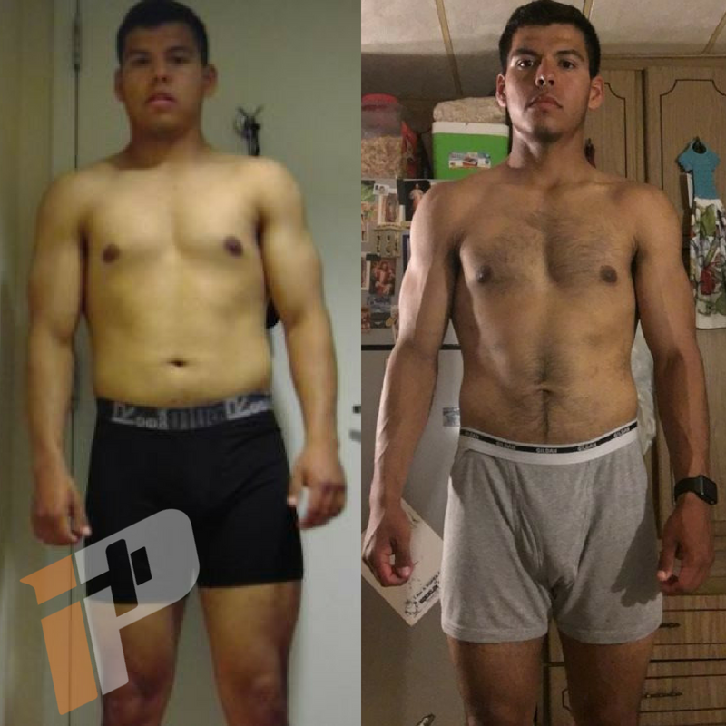 Jose Arreola Body Transformation