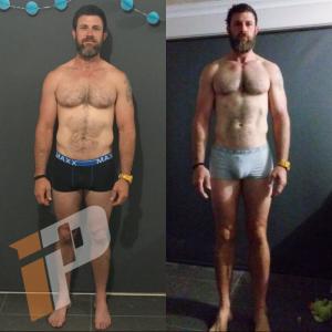 Online Coaching Iron Paradise Fitness Transformation