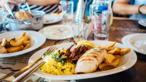 Can You Lose Weight While Eating Out? Iron Paradise Fitness
