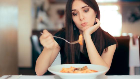 Reduce Appetite Iron Paradise Fitness
