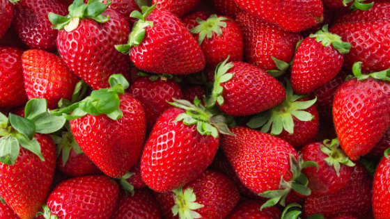 Fruits For Fat Loss Strawberries Iron Paradise Fitness