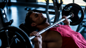 Great Workout Iron Paradise Fitness