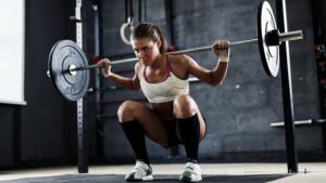 Full Range Of Tension Iron Paradise Fitness