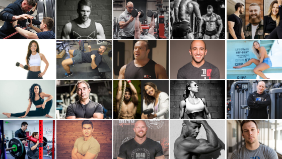Top 20 Fitness Instagram Accounts Iron Paradise Fitness