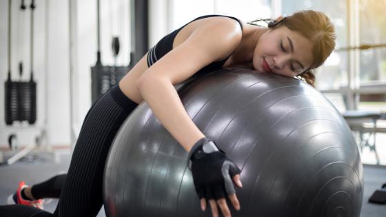 Sleep Deprivation Iron Paradise Fitness