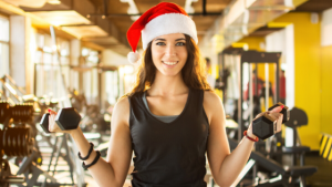 Fit For Christmas Iron Paradise Fitness