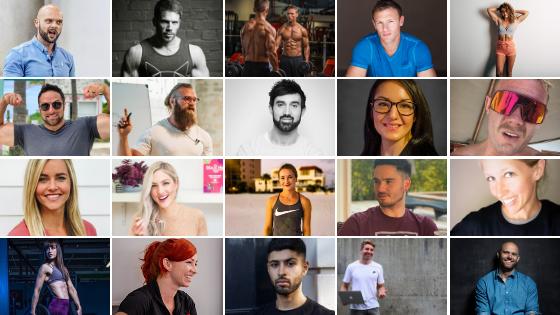 Top 20 Fitness Instagram Accounts Iron Paradise Fitness